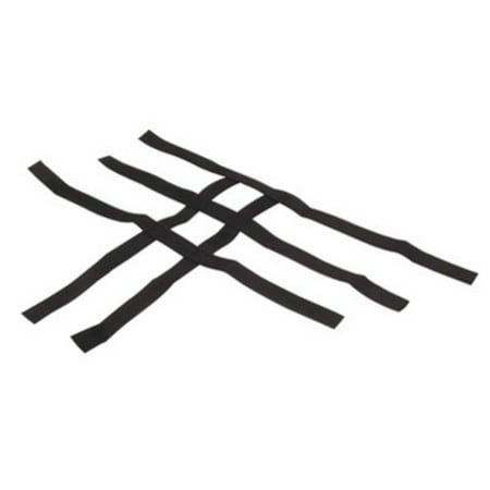Comp Series Nerf Bars Replacement Webbing Black for Honda