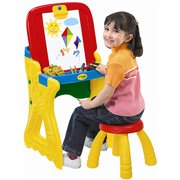 Crayola Play N Fold 2 In 1 Art Studio Easel