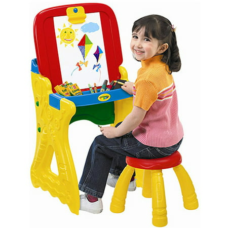 crayola play n fold 2 in 1 art studio easel - Crayola Halloween 2