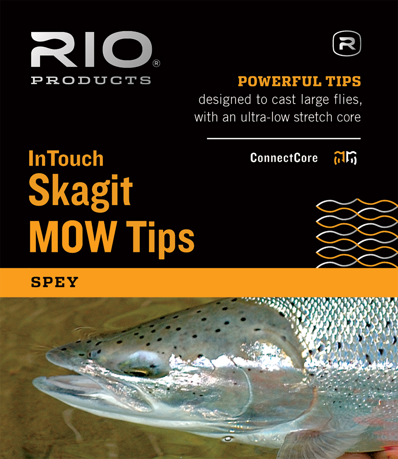 RIO InTouch Skagit MOW Tips Fly Fishing Line All Sizes by