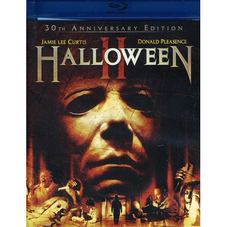 Halloween II (Blu-ray) - Rated R Halloween Movies