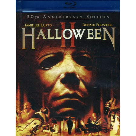 Halloween II (Blu-ray) - Halloween Movie With Jamie Lee Curtis