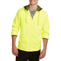 Starter Big Men's Woven Track Jacket (Multiple Colors)