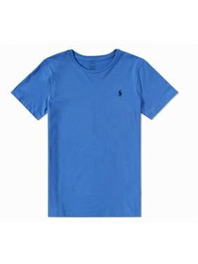 9983f36f Product Image Polo Ralph Lauren NEW Blue Mens XL Crewneck Short-Sleeve Tee T -Shirt