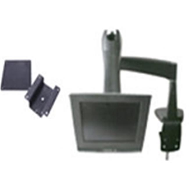 View Solutions MA241100 Pneumatic Arm with LCD Monitor Ad...