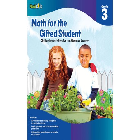 Math for the Gifted Student, Grade 3 : Challenging Activities for the Advanced Learner - Halloween Math Challenge