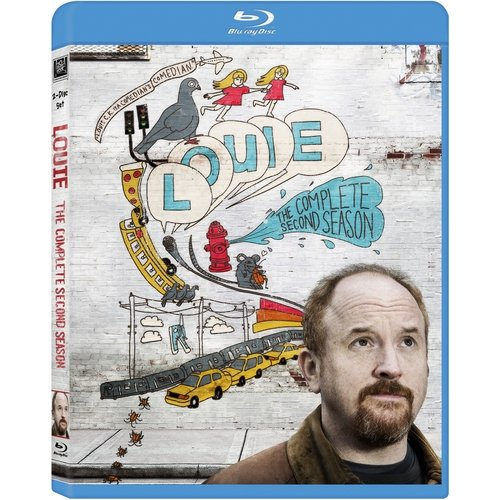 Louie: The Complete Second Season (Blu-ray) (Widescreen)