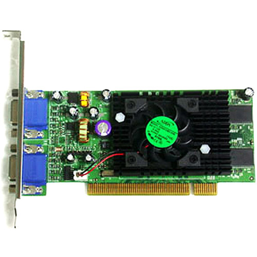 Jaton VIDEO-228PCI-TWIN GeForceFX Graphics Card