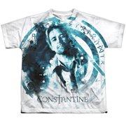 Constantine Splatter Big Boys Sublimation Shirt