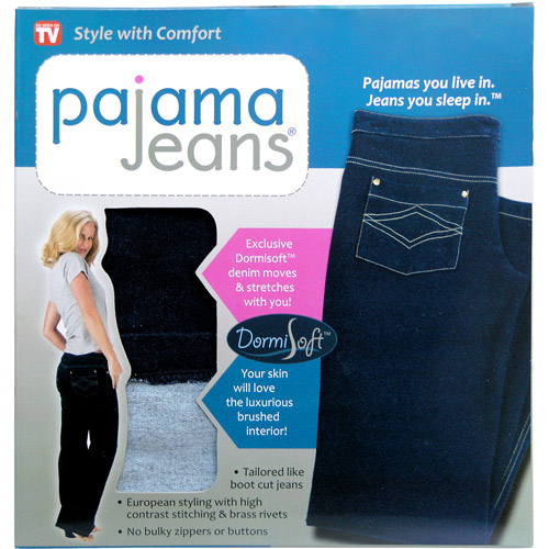 As Seen on TV Pajama Jeans, NEW Extended Sizes