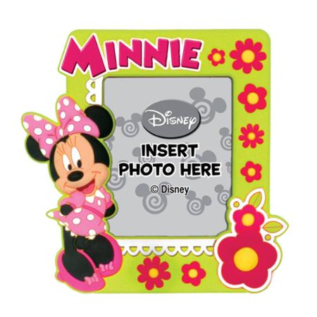 disneys mickey mouse magnetic soft touch photo frame - Mickey Mouse Photo Frame