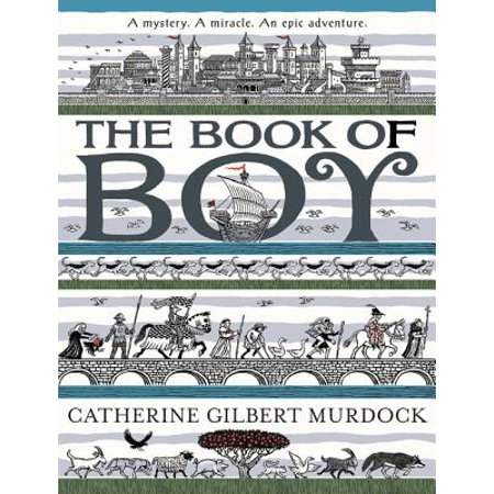 The Book of Boy - eBook (Medieval Boys)
