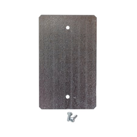 Wiremold Legrand RFB119-B RFB Floor Boxes Blank Device Plate 2-Gang