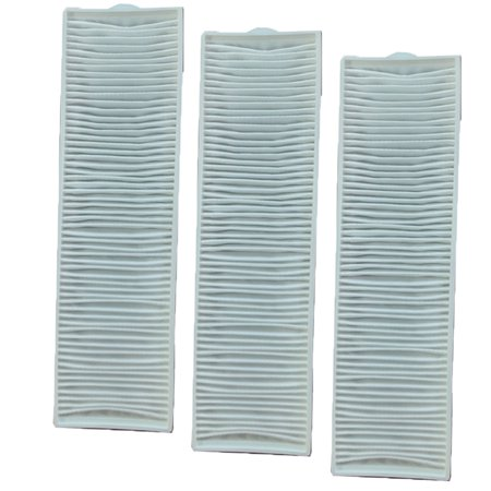 3 Bissell Bagless Upright Vacuum Cleaner Style 8/14 Hepa Pleated Micro Post Motor Exhaust Filter 2036608 3091 Lift-off MultiCyclonic Pet
