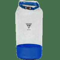 Seattle Sports 016200 20-Liter Blue Glacier Clear Dry Bag