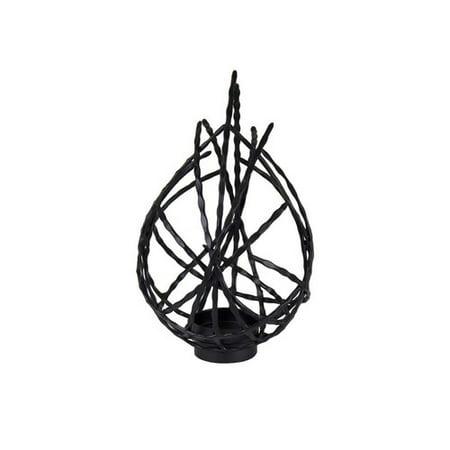 UPC 604007497445 product image for Metal Twig Tea Light Holder | upcitemdb.com