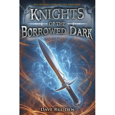 Dark Knight Sticker (Knights of the Borrowed Dark)