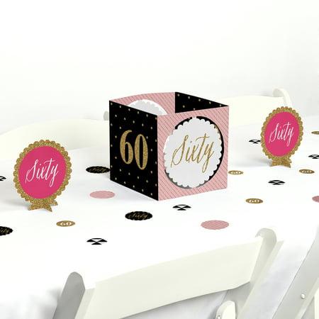 Chic 60th Birthday