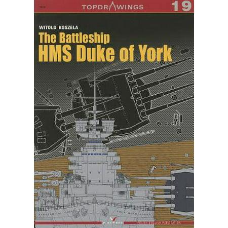Hms Hood Battleship - The Battleship HMS Duke of York