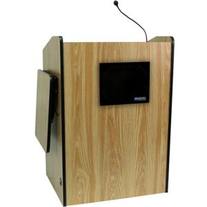 MULTIMEDIA PLUS COMPUTER LECTERN WIRED SOUND