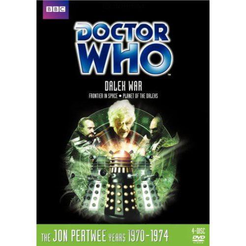 Doctor Who: Dalek War / Planet Of The Daleks