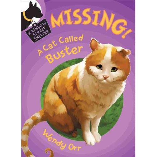 Missing!: A Cat Called Buster