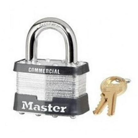 Master Lock 470-5KA-A383 4 Pin Tumbler Laminatedpadlock Key - image 1 de 1