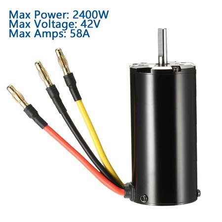 XTI-3674/2 5Y 36 Series 3674 4Poles 1400KV Brushless Motor