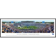 "Kentucky Wildcats 13"" x 40"" Stadium Standard Frame Panorama"