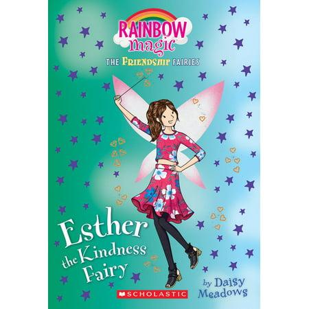 Friendship Fairies: Esther the Kindness Fairy (Friendship Fairies #1), Volume 1: A Rainbow Magic Book (Paperback) Magic Fairy Journal