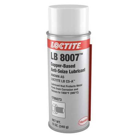 Loctite 1786073 12 oz Anti-Seize Compound, Copper