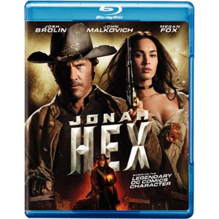 Jonah Hex (Blu-ray) (Jonah Hex Scar)
