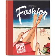 Taschen 365 Day-By-Day: Fashion Ads of the 20th Century (Hardcover)