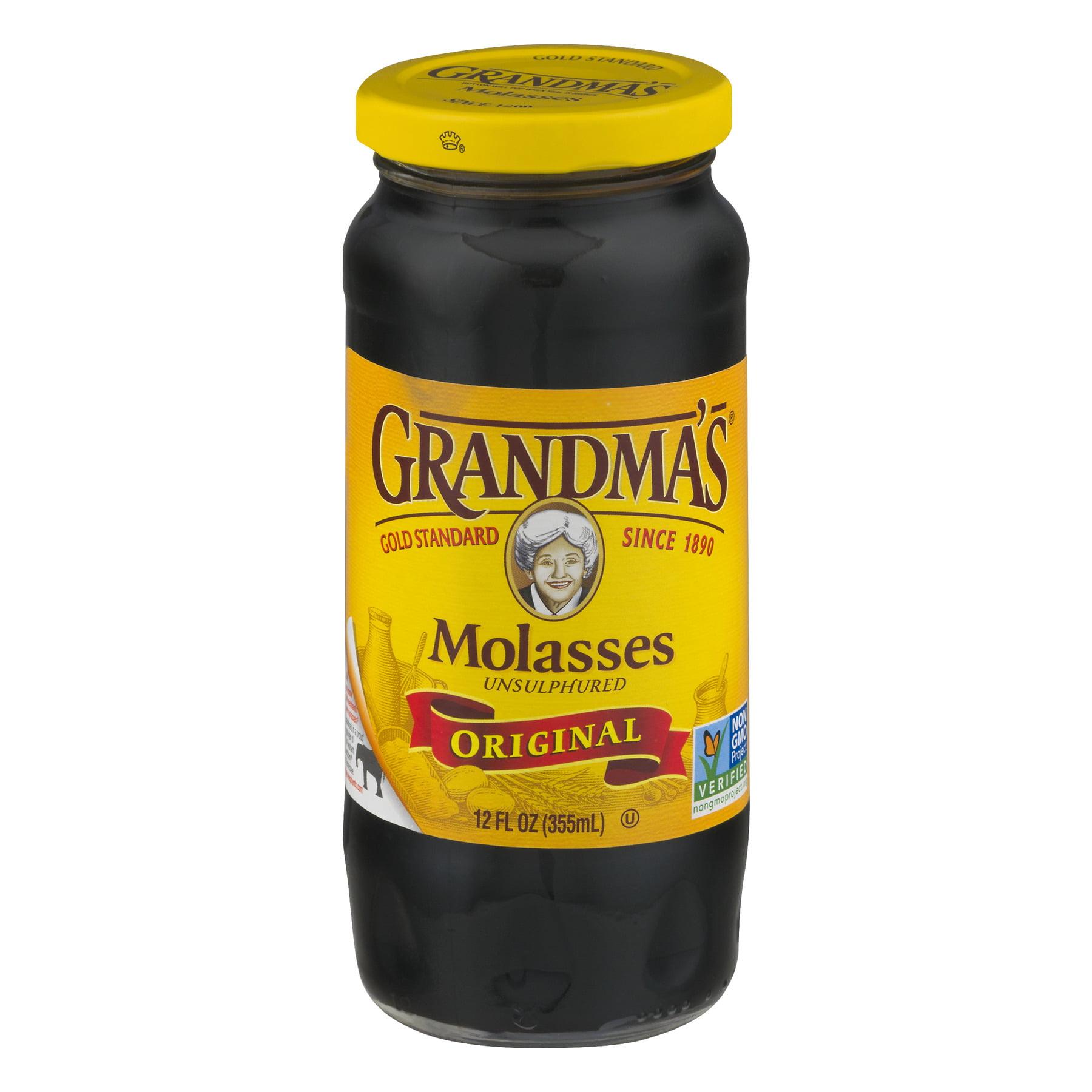(2 Pack) Grandma's Original Molasses, 12 Oz