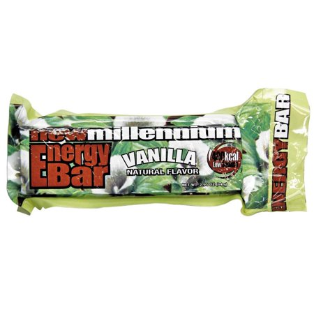 Millennium Energy Survival Bar Vanilla - 5-year shelf life (Canned Shelf Life)