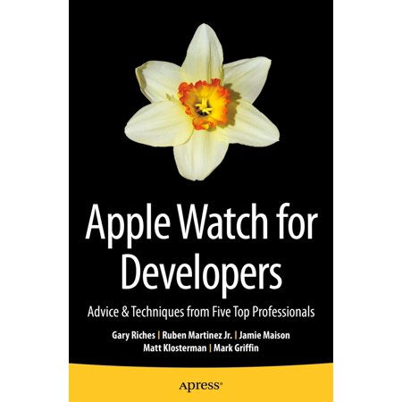 Apple Watch for Developers - eBook (Apple Programming)