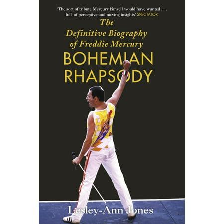 Freddie Mercury: The Definitive Biography - eBook