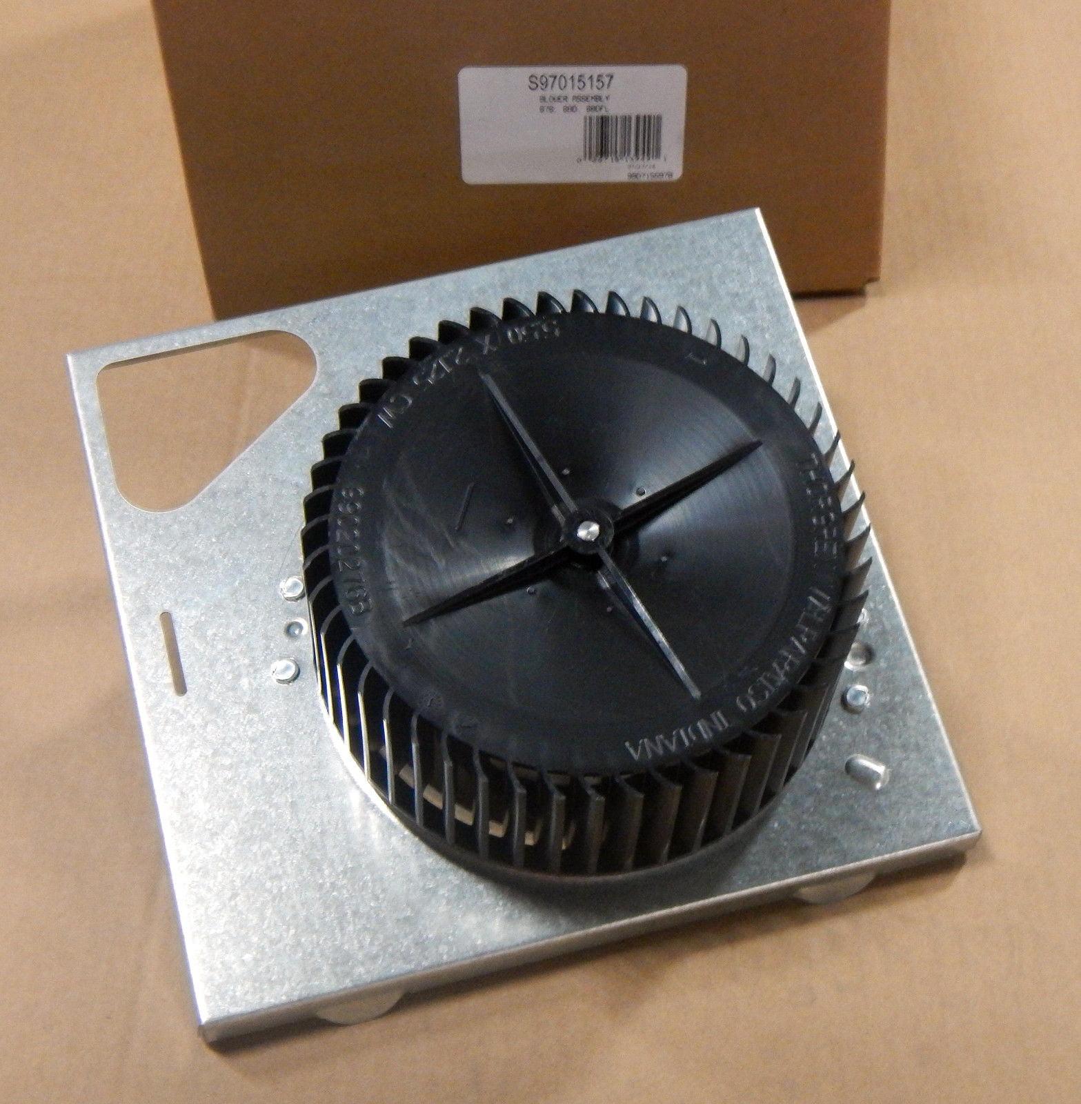 . Broan Nutone S 97015157 Motor Blower Wheel for Model 676D 680 680FL 99080517