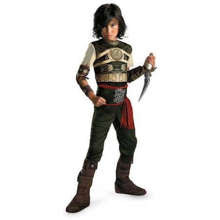 Prince Costume For Boys Homemade (Prince of Persia Dastan Boys Costume)