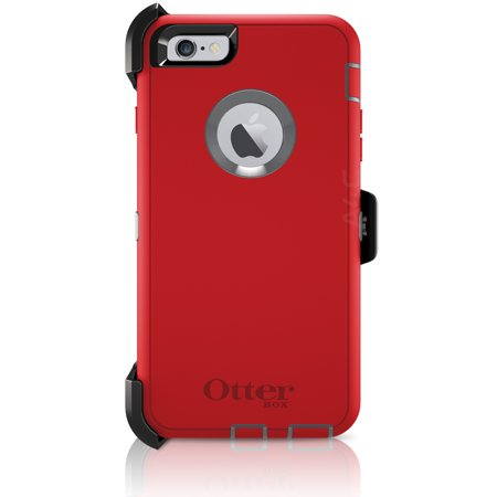 best authentic a370b ae925 OtterBox Defender Series Case & Holster for Apple iPhone 6 / 6S 4.7