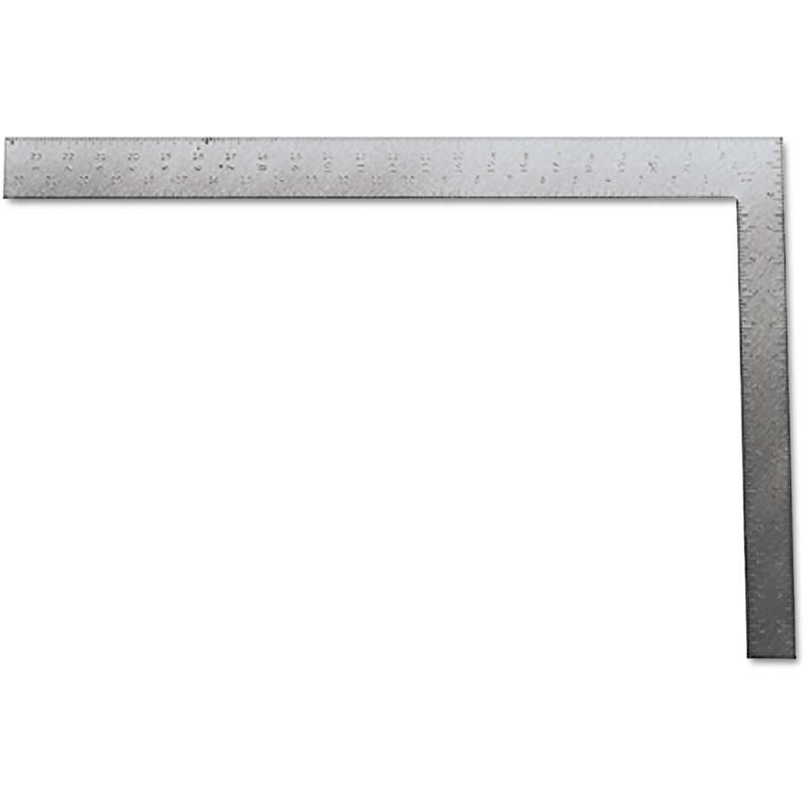 Stanley Tools Carpenter's Square, Steel, 24""