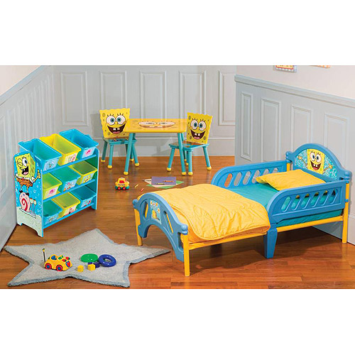Nickelodeon   Spongebob Room In A Box Bundle   Walmart.com