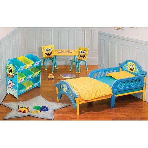 Nickelodeon - Spongebob Room-in-a-Box Bundle