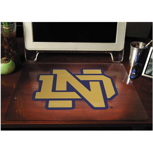 "ES Robbins University of Notre Dame Leprechauns Non-Glare Deskpad, 19"" x 24"""