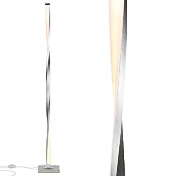 Helix Modern Led Floor Lamp For, Floor Lamps For Living Room Modern
