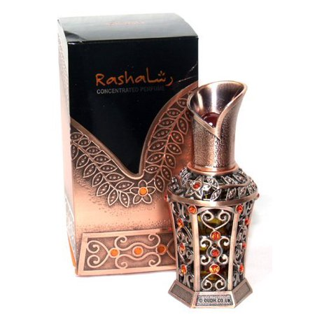 Gift Set Fragrance Perfume Oil (Rasha - Alcohol Free Arabic Perfume Oil Fragrance for Men and Women (Unisex) - Unique Christmas Gift )