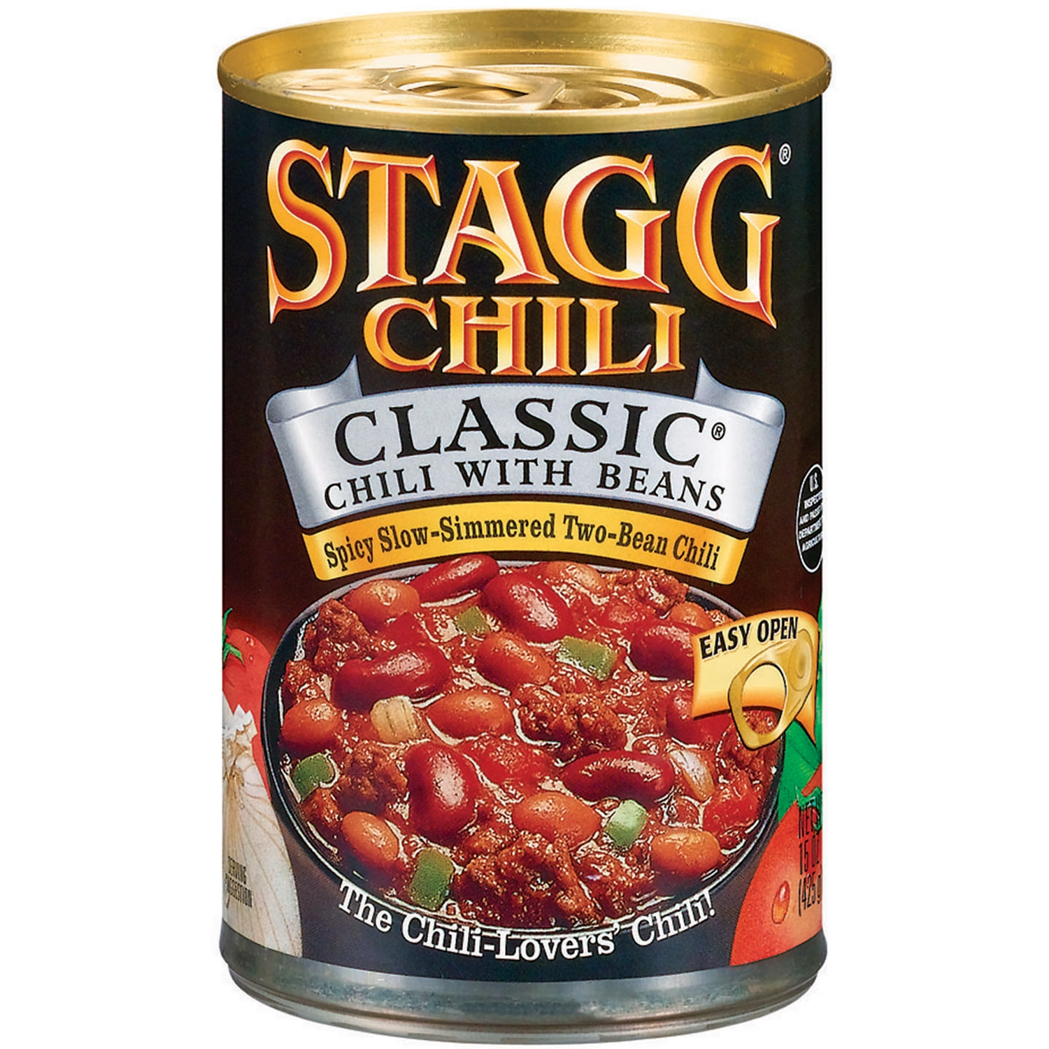 Stagg Chili Classic Chili with Beans, 15.0 OZ
