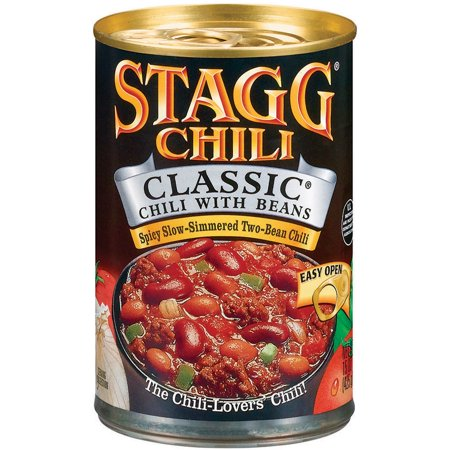 Stagg Chili Classic Chili With Beans  15 0 Oz