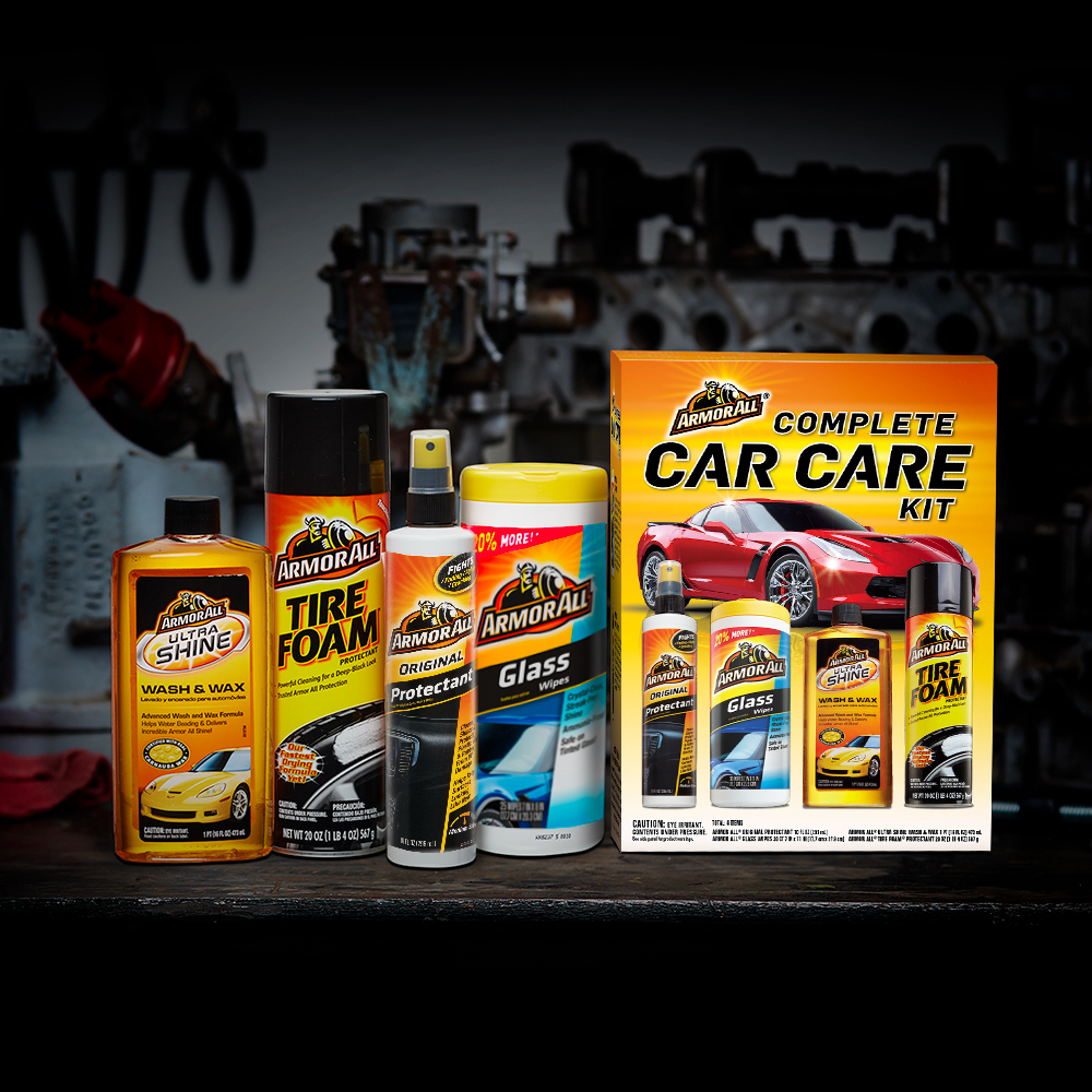 Armor All Complete Car Care Ki...