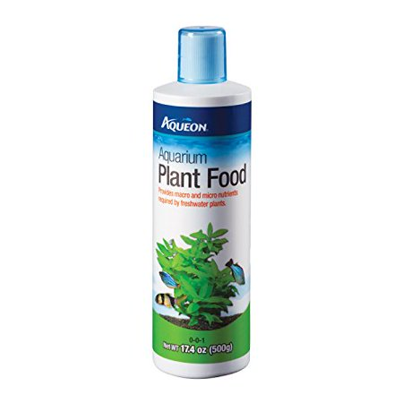 Aquarium Plant Care - Aqueon Water Care Aquarium Plant Food 16-Ounce (Pack of 1)